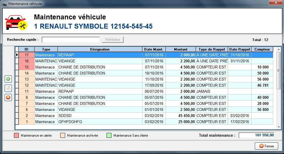 Logiciel location de voiture Carloc Maghreb-Europe