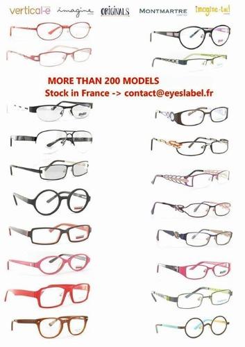 Montures optiques créateur français