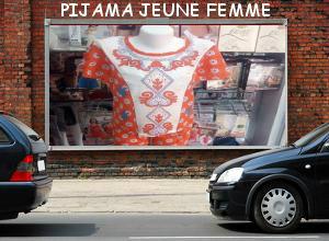 PIJAMA POUR JEUNE FEMME