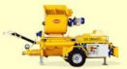 vente de machines de Production et pompage beton cellulaire