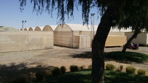 تسويق البيوت المحمية ومعدات زراعة المائية