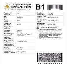 visas turquies tous types d'ages