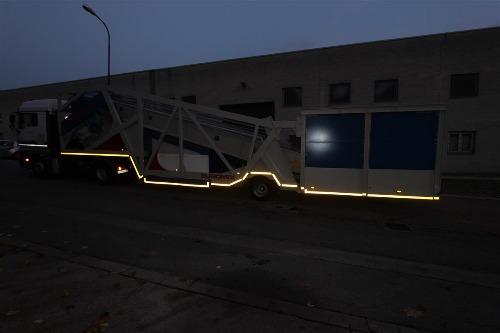 Centrale à béton mobile Mobil Easy Jet (MCF ITALIE)