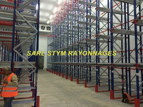FABRICATION DE RAYONNAGES INDUSTRIEL