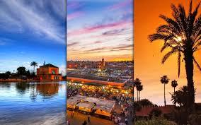 Marrakech fin d'année