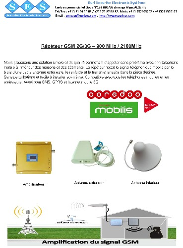 repeater GSM