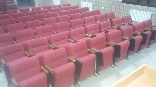 fauteuil de conference, cinema et amphitheatref