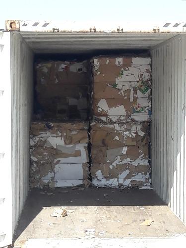 جمع / إسترجاع، إعادة تدوير و تصدير الورق