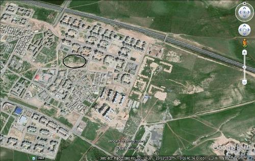 Lot terrain à Oued Tlelat