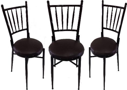 chaise et table