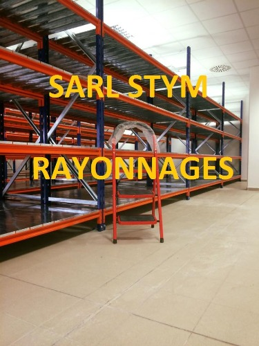 FABRICATION DE RAYONNAGES INDUSTRIEL
