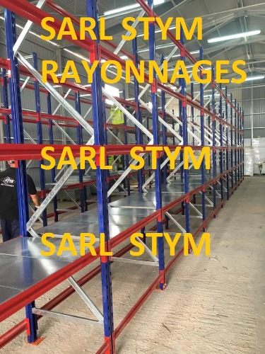 FABRICATION DE RAYONNAGES INDUSTRIELf