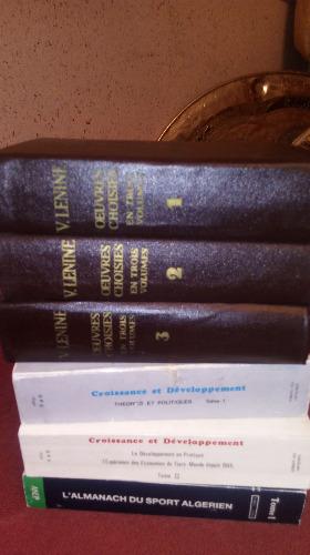 Vente de livres en langue française