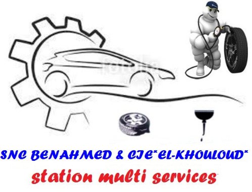 SNC BENAHMED & CIE *STATION MULTI SERVICES*
