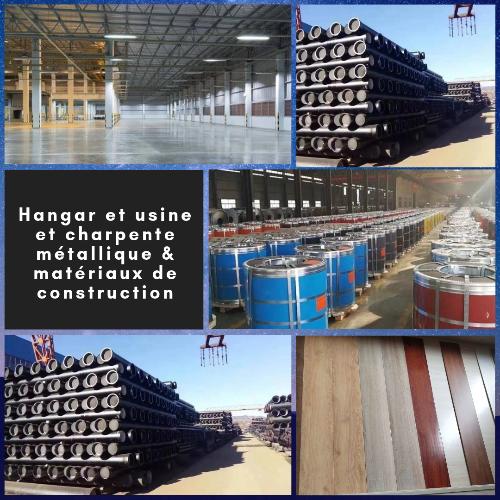 Solutions de commerce international  Importation et exportation , services de transit et achat  Chine & algérie