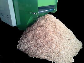 GARMA : Machines de production de sciures de bois
