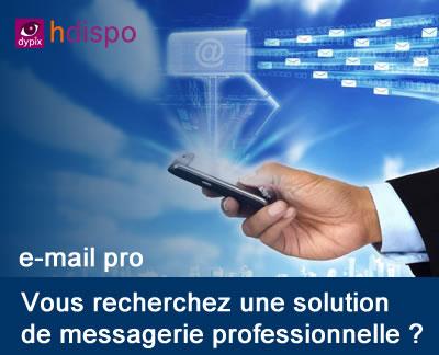 Vous recherchez une solution de messagerie professionnelle ?