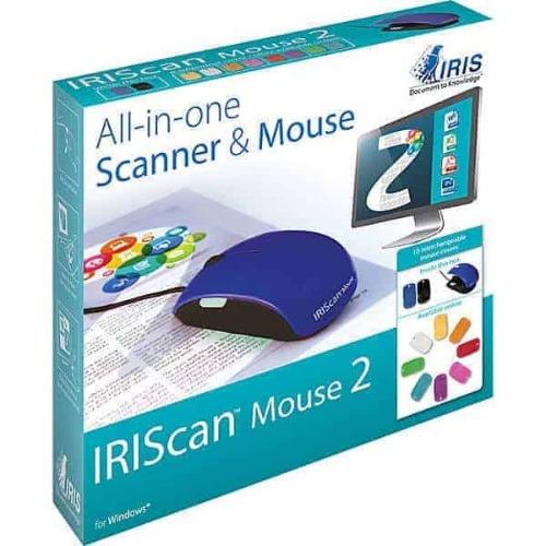 Iriscan Mouse 2 Un Scanner Au Bout Des Doigts Pour Personnes Souffrant De Dyslexie-Dysorthographie