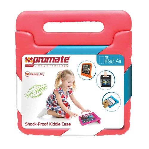 Promate Etui Anti Rayures Enfants pour iPad Air BambyAir NON TOXIC Certifié