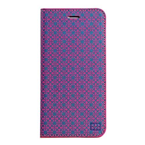 Promate Etui en cuir pour iPhone 6 Plus & 6S Plus Rouge-I6P