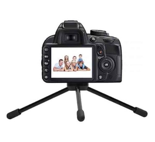 Promate Mini trépied pour monopied et appareil photo portatif – Pintri