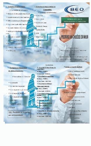 Formation en management de gestion d'entreprise