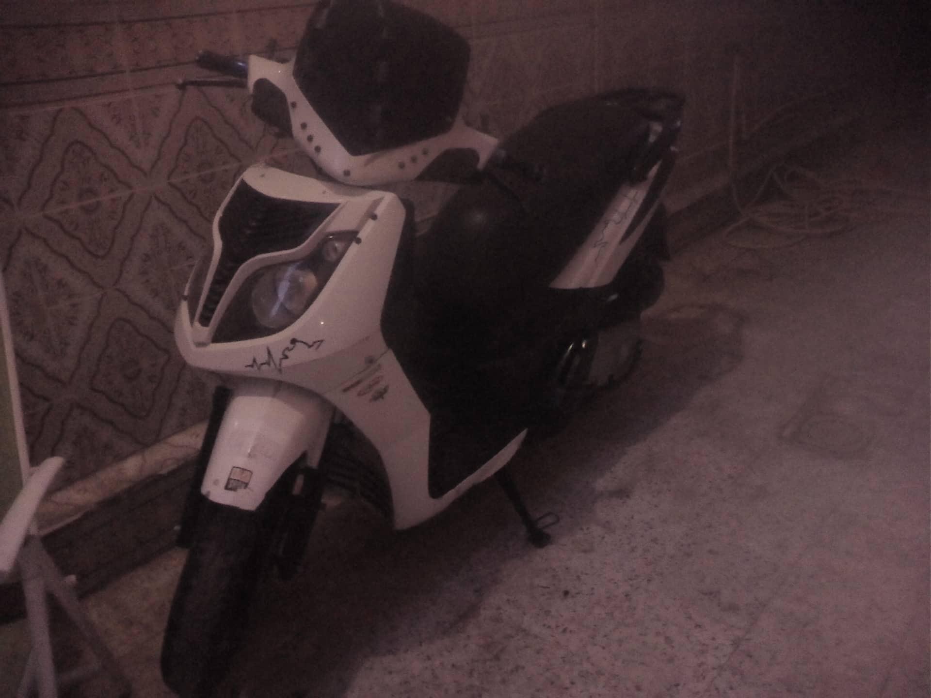 scooteur keeway outlook