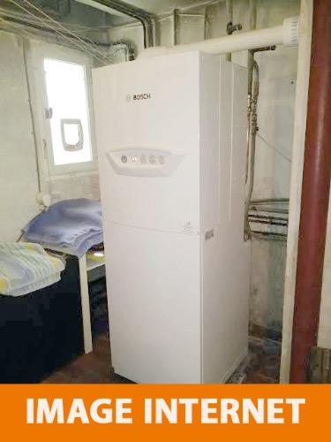 Chaudière sol à condensation BOSCH