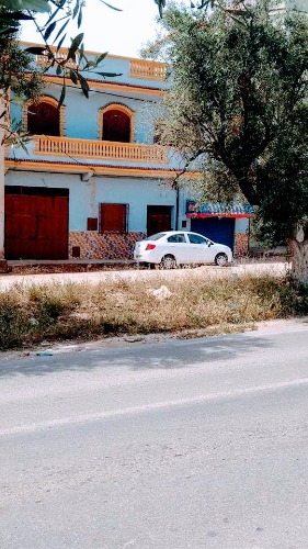 Villa commerciale ,residentiele el amria