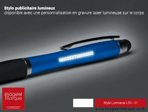 Stylo Lumineux LED - Algérie
