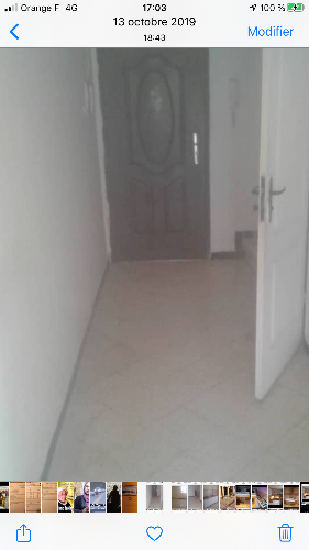 Location appartement F4