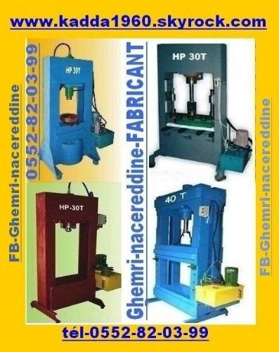 presses-hydrauliques