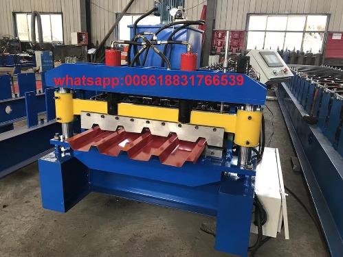 Machine profileuse de tole TN40 TR35