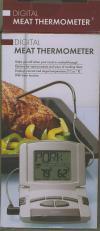 Thermomètres pour controler temperature de la viande