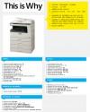 Photocopieur numérique