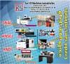 Fournisseur de Machines industrielles