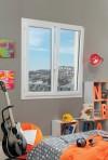 La fenêtre oscillo-battante en PVC