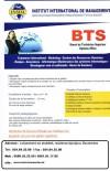 BTS Brevet de technicien supérieur diplôme d'état