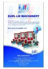 Machine pour fabrication des gobelets en papier