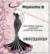 Couturière styliste