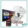 rechargement abonnement Forever IKS serveur   : Starsat , Géant ,Viark , vugo