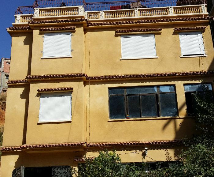 Villa R+3 à Sebbala